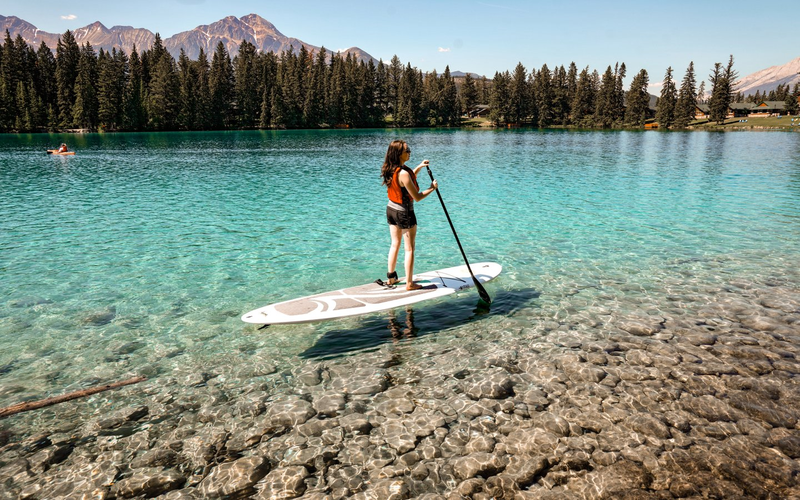 Stand up Paddleboard - Fairmont Boathouse