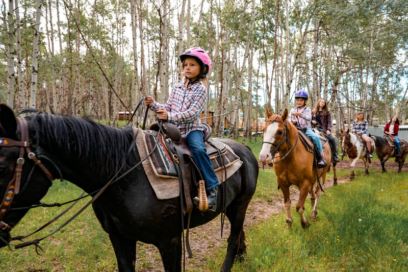 Jasper Riding Stables- Horseback Riding