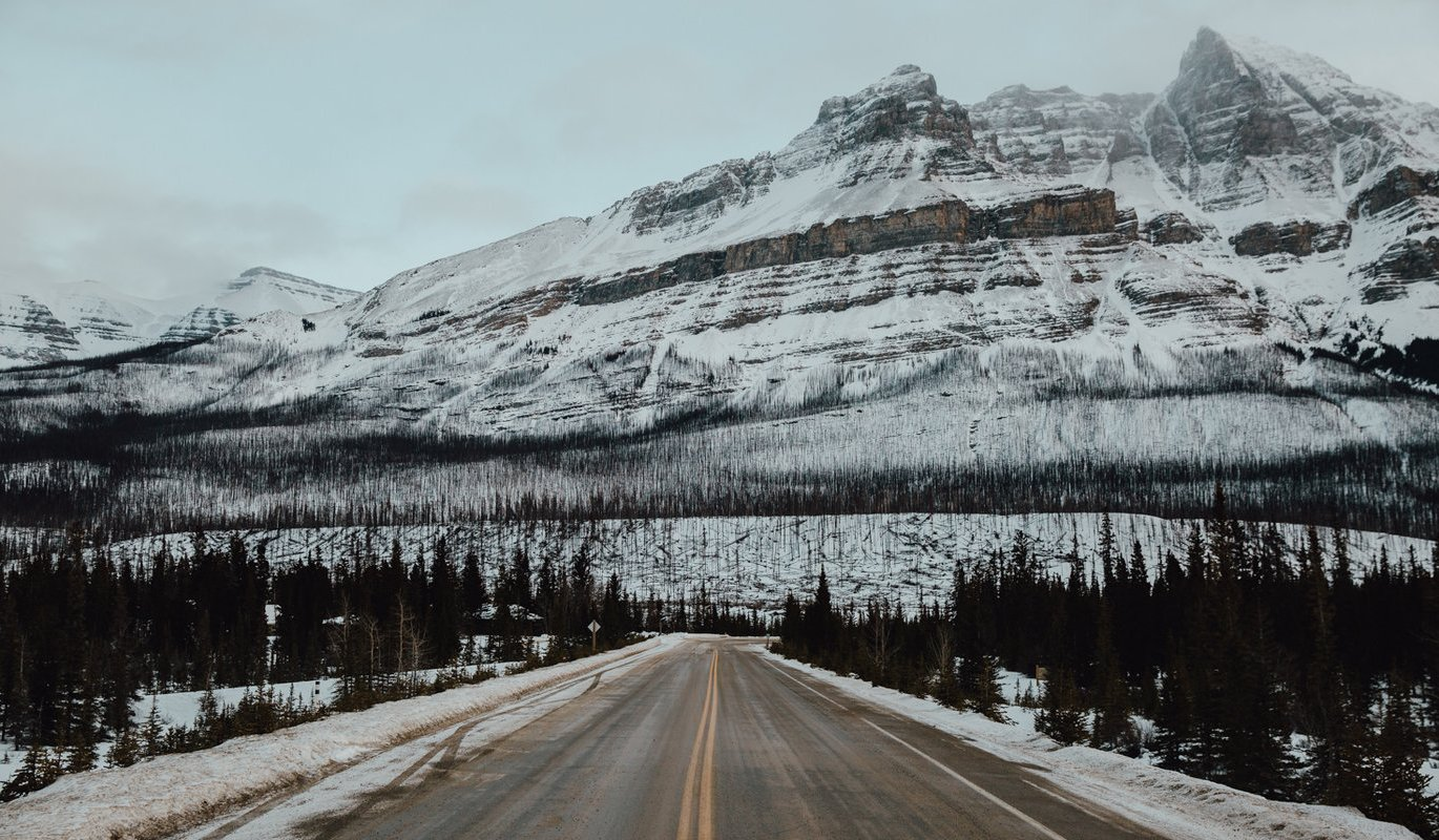 5 Important Tips For Driving The Icefield Parkway In Winter