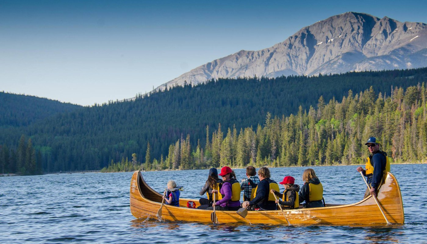 Wild Current Outfitters Canoe Adventures