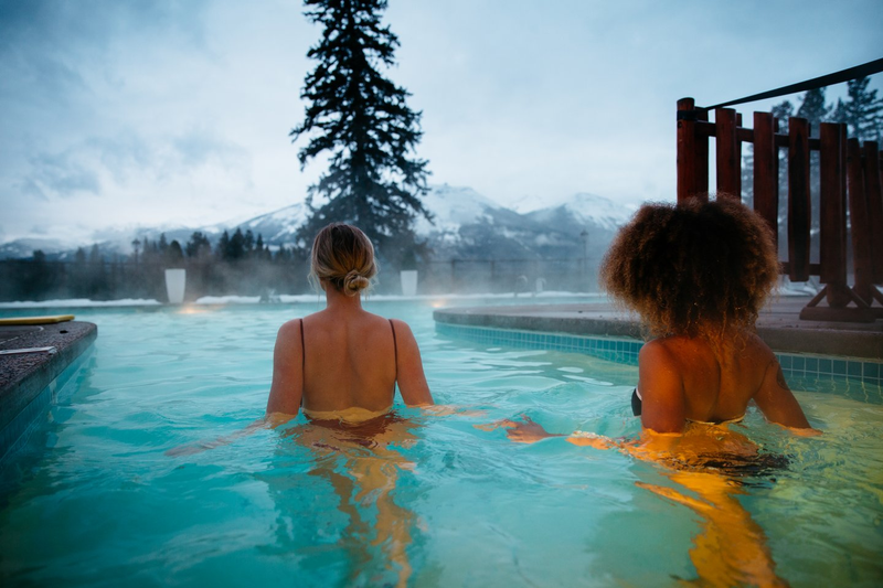 Fairmont Jasper Park Lodge Spa