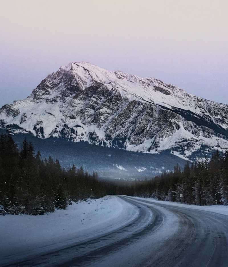 Icefields Parkway - CelinaFrisson
