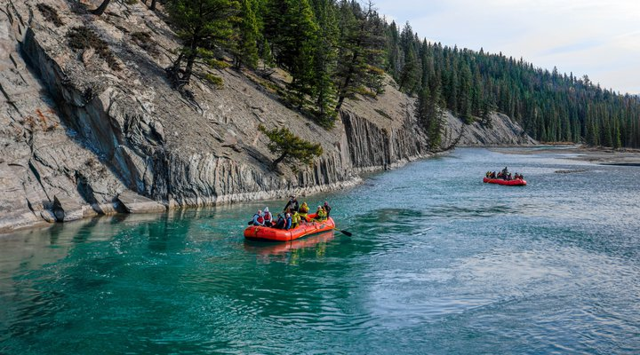 Canoeing, Rafting & Water Sports